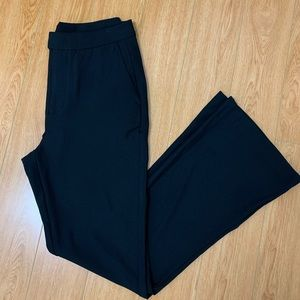 Black flared dress pants from M Boutique